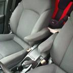 Armlehne am Beifahrersitz