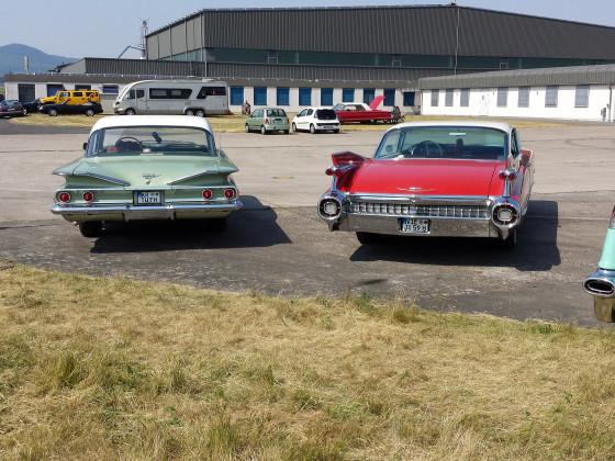 US Cars und Oldtimer