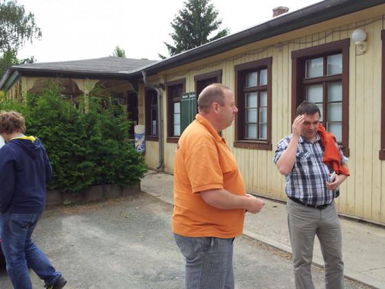Mini-Treffen in QLB