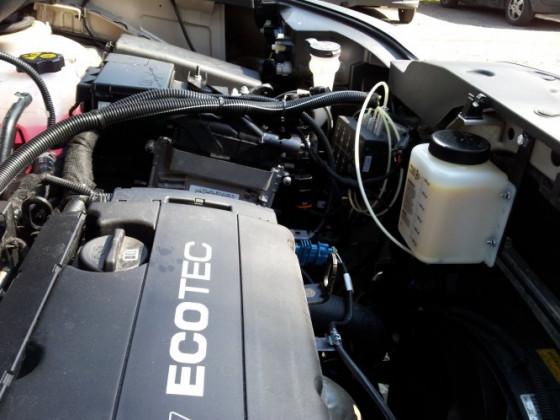 Umrüstung auf Autogas/LPG
