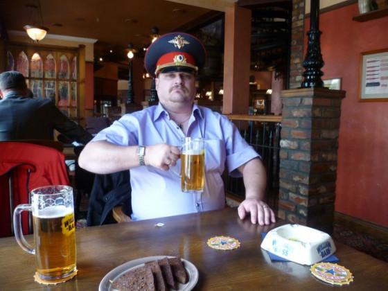 Meine Arbeit in Moskau, gefährlich aber interessant