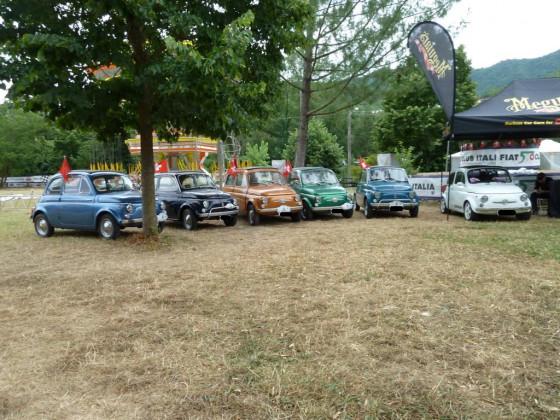Fiat 500 Treffen 2014