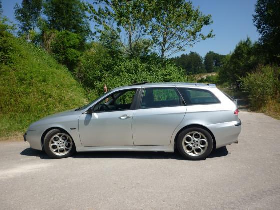Alfa Romeo 156 Sportswagon V6