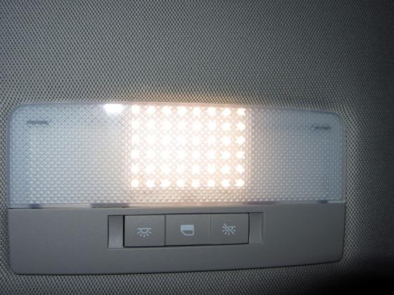 Innenraum LED-Panel