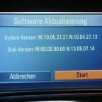Navi-Aktualisierung 1 CD500