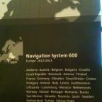 Navi 600 Europe 2012/2013