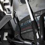 Anhängerkupplung Abstand zum Halter Reserverad