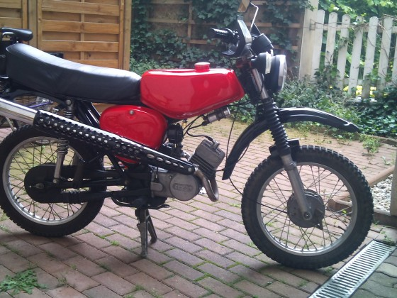 Mein Moped