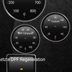 Überwachung des DPF via Torque