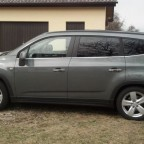 Chevrolet Orlando LTZ Pewter Grey
