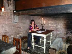 Ausflug Pisek - Mittelalterliches Restaurant
