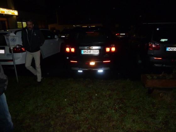 Schwabentreffen 2013 - Weihnachtsessen