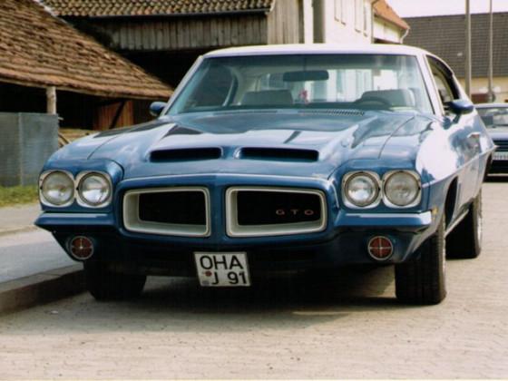 72er GTO