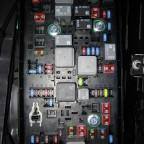 Sicherungskasten-Motorraum