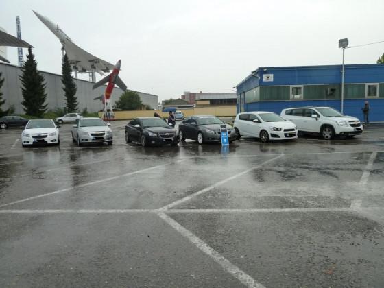 5.Tagestreffen des Chevrolet Club Süd in Sinsheim